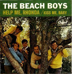 it was 50 years ago today help me rhonda by the beach boys rebeat magazine. Black Bedroom Furniture Sets. Home Design Ideas