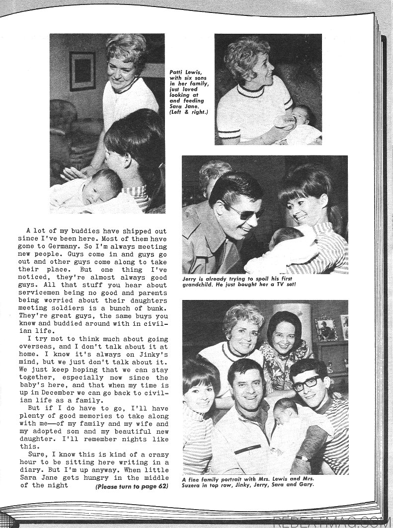 Raver Everybody Loves Gary Lewis Rebeat Magazine