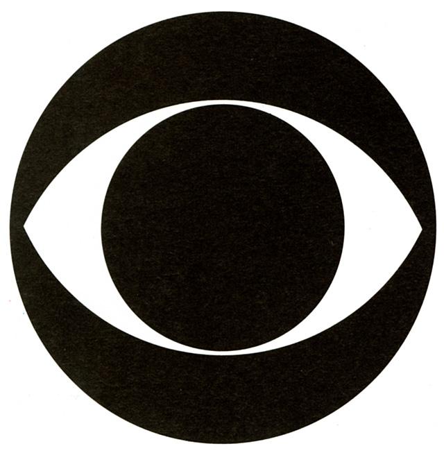 Cbs Logo Designer Designed The Cbs Eye Logo