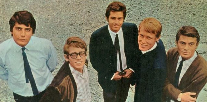January 17 1967 Black Is By Los Bravos 1 On The Spanish Singles Chart November 7 1966 29